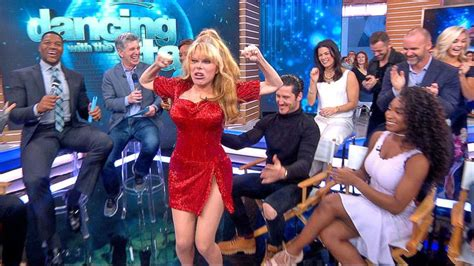 'Dancing' celebrity cast and pro partners talk new season ...