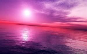 Pink Sunset Background wallpaper | 1440x900 | #27317