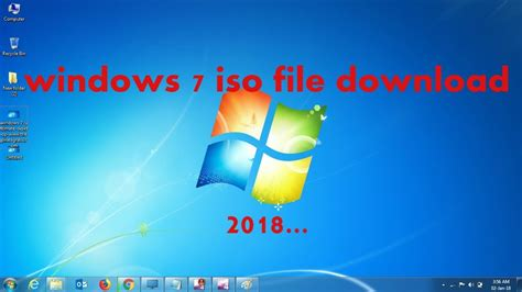 How To Download Windows 7 Iso File