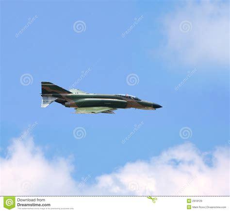 F-4 Phantom Stock Image. Image Of Airplane, Armed, Canopy