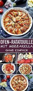 Was Leckeres Kochen : ratatouille aus dem ofen mit mozzarella rezept essen ~ Eleganceandgraceweddings.com Haus und Dekorationen