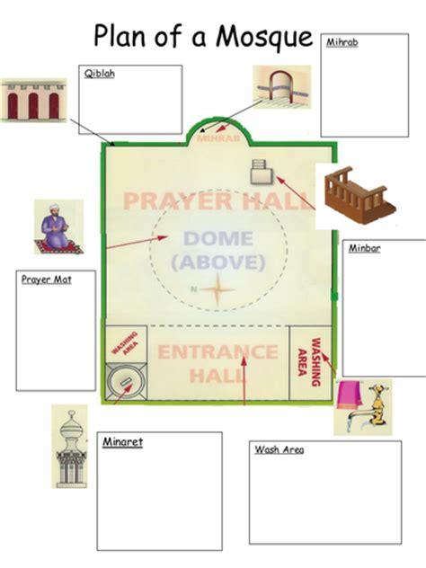 mosque  rjr teaching resources tes