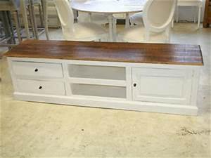 stunning meuble blanc et bois images awesome interior With charming meuble en manguier massif 9 buffet bois peint blanc jn3 046 meubles indiens