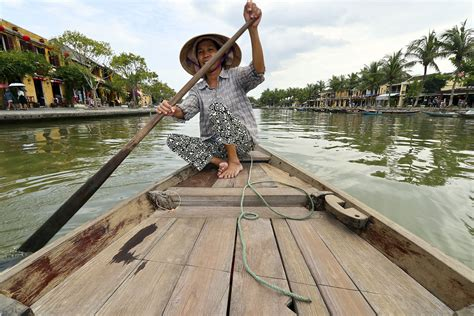 Boat Ride Hoi An by Hoi An Ancient Town