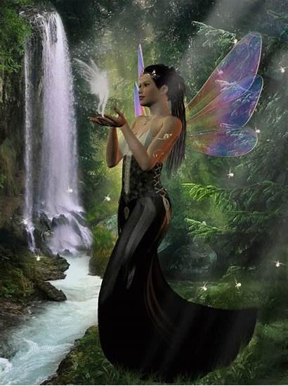 Fairy Hadas Duendes Fantasy Elfos Gifs Centerblog
