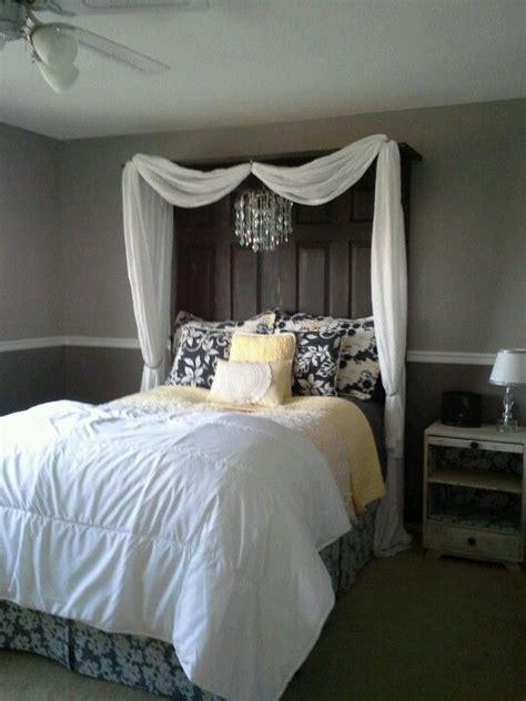 bed  lace  top  headboard    doors