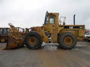cat loader caterpillar 980f wheel loader white rock equipment