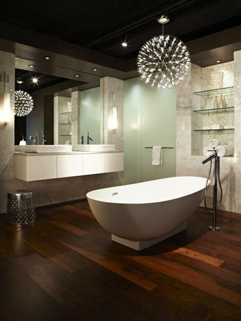 parquet salle de bain les inspirations d 233 co e parqueterie