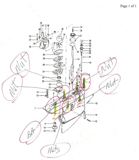 Mercruiser Lower Unit Diagram by Mercruiser 3 0 1989 No Water Getting To Engine
