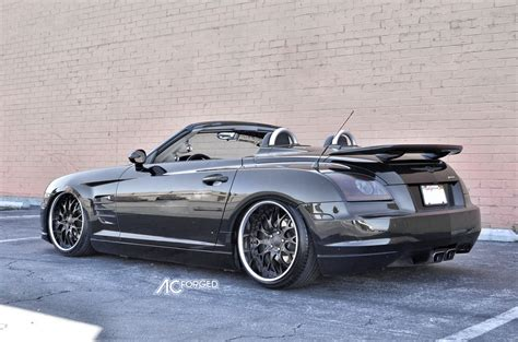 Chrysler Crossfire Rims by The Gallery For Gt Chrysler Crossfire Black Rims