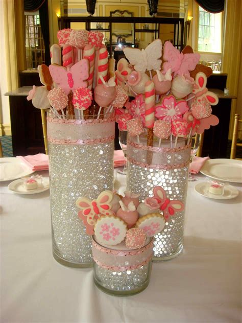 ideas homemade centerpiece for parties my home design diy princess party centerpiece ideas cebu balloons and