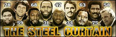 571 best images about pittsburgh steelers quot steel curtain