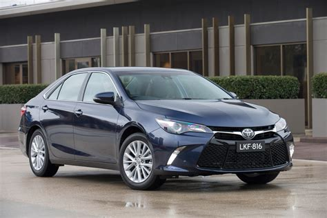 toyota camry review  caradvice