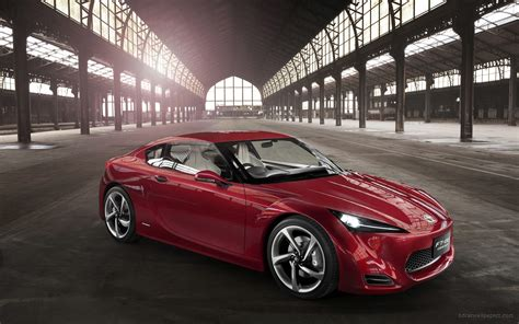 2011 Toyota Ft 86 Sports Concept 2 Wallpaper