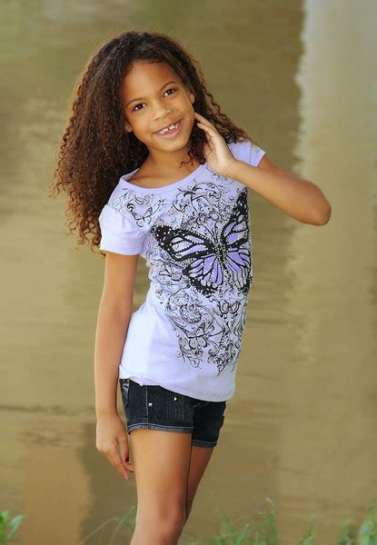 autumn child model  dallas united states portfolio