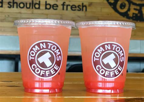See menu & order now. Choco Butter Bread and NEW BOGO Drinks from Tom N Toms!   Booky
