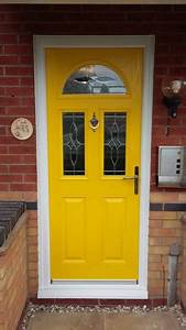A Selection Of Composite Front Door Styles