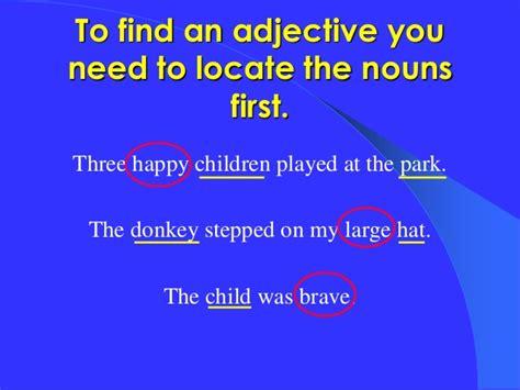 adjectives brave saw