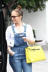 J, Lo, Took, Us, Back, To, The, U0026, 39, 90s, In, Her, Denim, Overalls, And, I