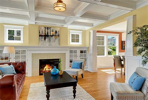 bungalow home interiors craftsman bungalow interiors craftsman style indoors