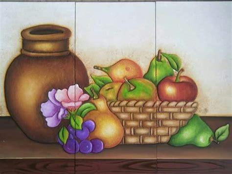 jarron  frutas frutas frutas  verduras pintura en