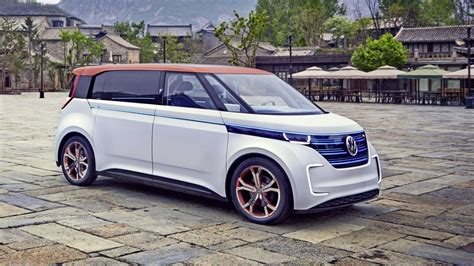 Allelectric Sevenseater Volkswagen Mpv Coming In 2019
