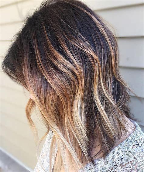 Medium Hair Colors by 10 Medium Length Hair Color Ideas 2019