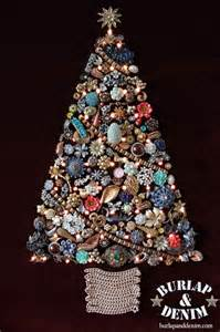 create yourself 201 kszer kar 225 csonyf 225 k vintage jewelry christmas trees