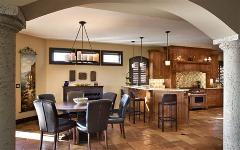 rustic home interior design mediterranean style home with rustic elegance