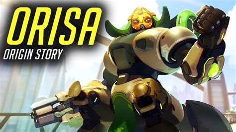 overwatch orisa origin story official trailer youtube