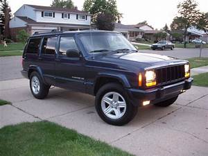 2000 2001 Jeep Cherokee Xj Repair Pdf Service Manual