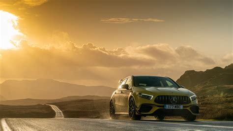 Do not panic you, hot hatch lovers. 2560x1440 Mercedes Amg A 45 5k 1440P Resolution HD 4k Wallpapers, Images, Backgrounds, Photos ...