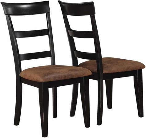 minimalist unfinished wood dining chairs loccie