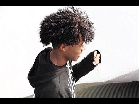 refresh natural curly hair menwomen youtube