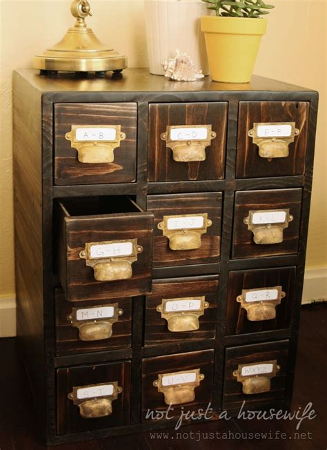 how to build a card catalog risenmay