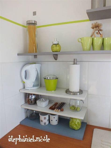 astuce cuisine pas cher 17 meilleures images à propos de rangement cuisine astuce sur cuisine sous l