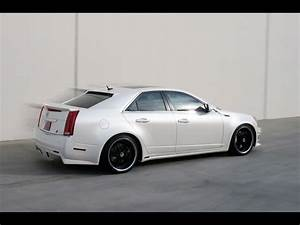 2008 Cadillac Cts By D3  U2013 Girls Not Included