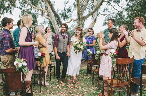 show  backyard wedding inspiration