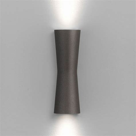 clessidra 40 deg outdoor wall sconce modern outdoor