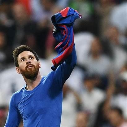 Lionel Celebrations Messi Iconic Barcelona Story