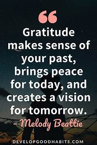 124 Best Gratitude Quotes And Sayings To Inspire An
