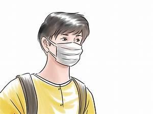 Eine Wegen Allergien Tropfende Nase Behandeln  U2013 Wikihow