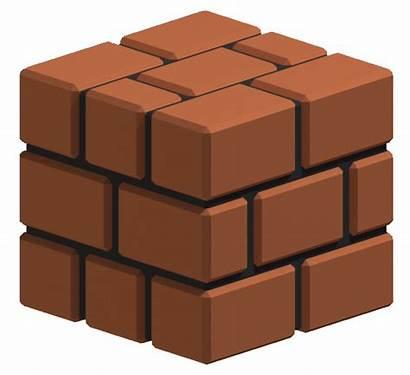 Brick Block Mario 3d Super Fake Land
