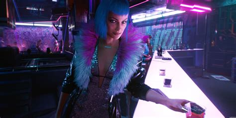 cyberpunk  character evelyn revealed game rant