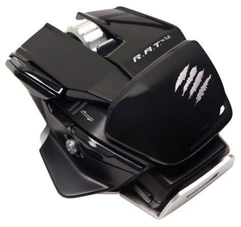 Mad Catz Cyborg Rat M Wireless Mobile Gaming Mouse