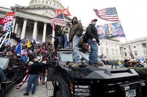 Washington riots: Donald Trump promises 'orderly ...