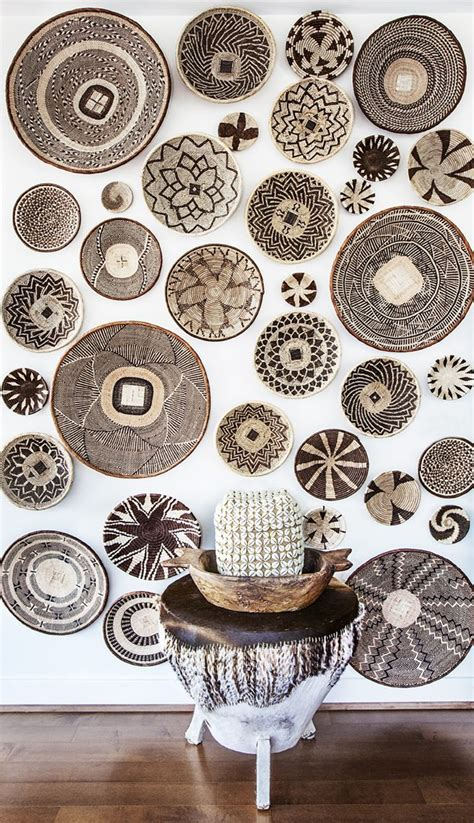 If you think this … basket wall...South African Baskets...above my bed   master bedroom   Pinterest   Africans ...