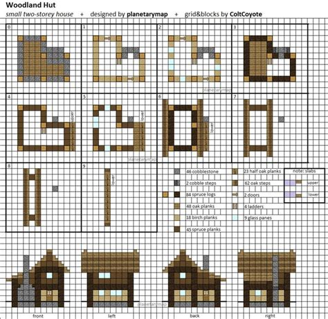 minecraft small house floor plans 25 unique minecraft blueprints ideas on