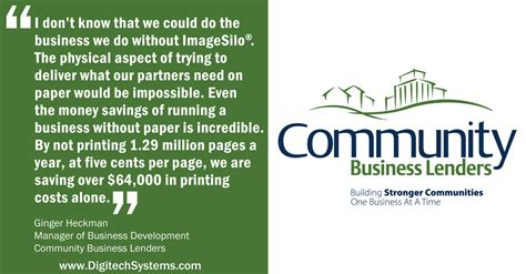 Business Lenders Llc by Community Business Lenders Creates Business With Imagesilo