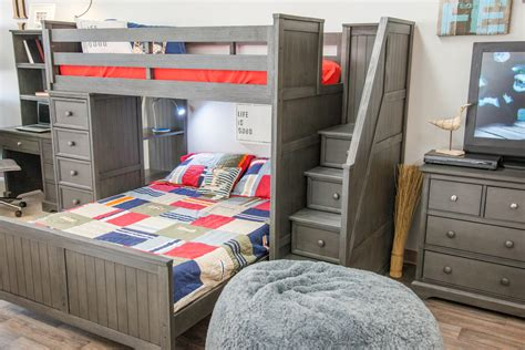 bunk beds rooms to go cool bunk beds for kids 4 beds you have to see rooms4kids 18394 | Cool Multifunction Loft Bunk Beds for Kids